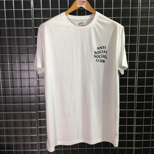Anti Social Social Club White Tee [HOP Batch]